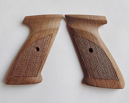 crosman walnut wood grips 014-2N