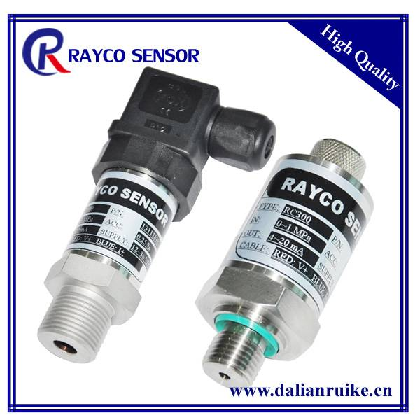 stainless steel China supplier 4-20mA pressure transmitter