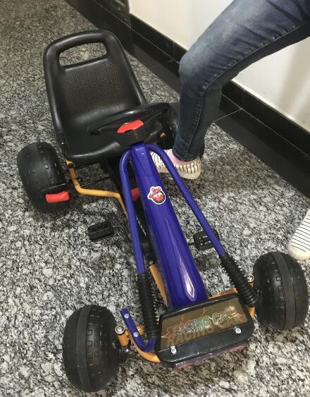 XG9901 new model kids pedal go kart for 3-8 years old children