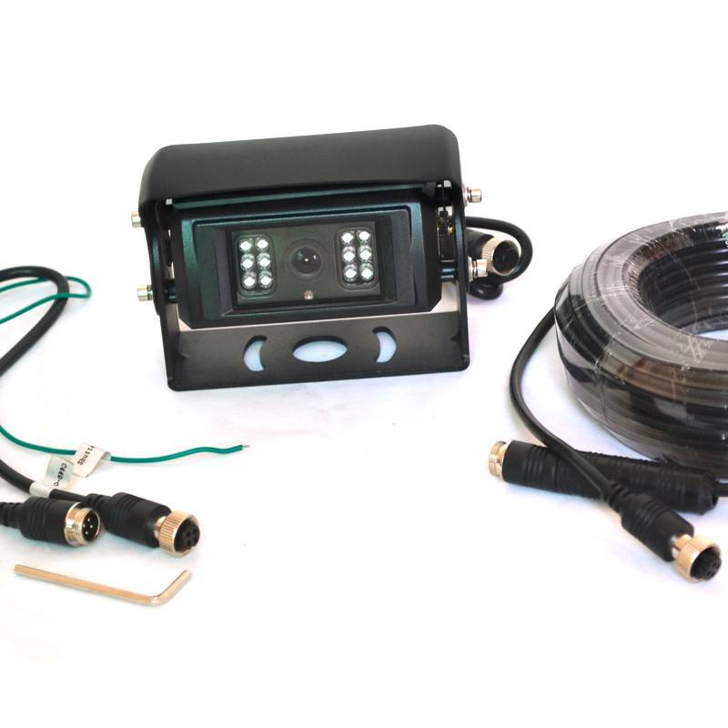 Vardsafe Auto Shutter Rear View Backup Reverse Camera With Heater For Truck Bus RV Trailer Caravan