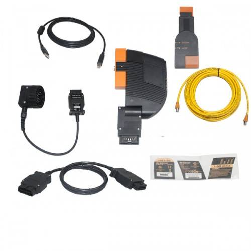 BMW ICOM ISTA ISSS With Software HDD