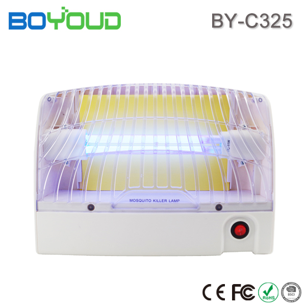 20118 Best Electronic Mosquito Killer Lamp Glue Insect Trap