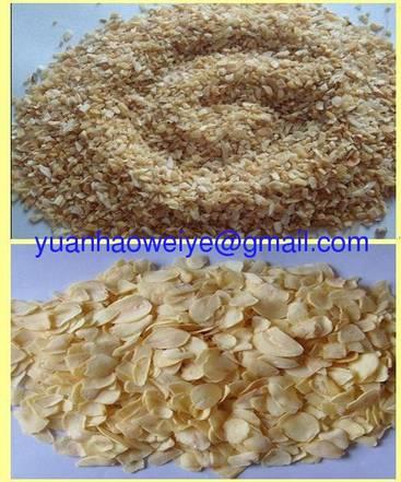 Dry garlic granules 10-20mesh