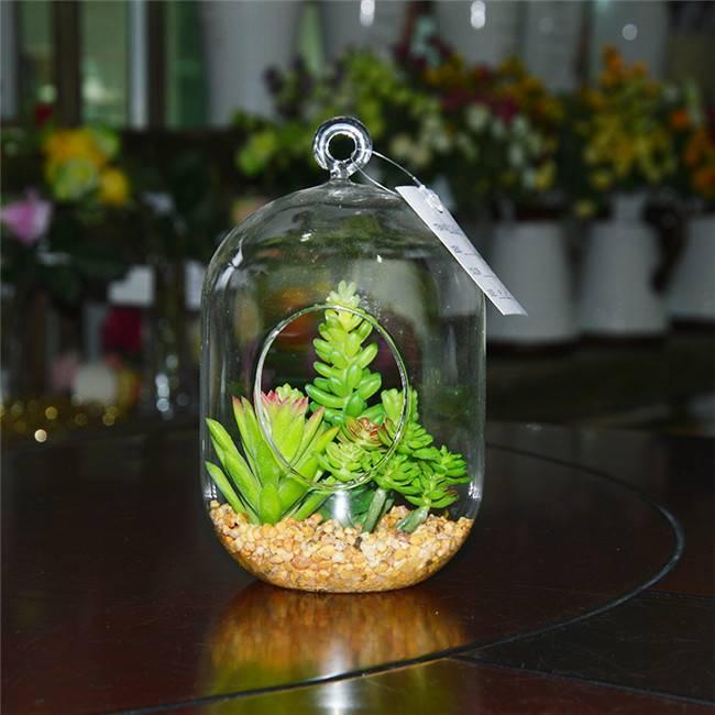 Artificial Succulent Plants Terrarium Tropical Plants