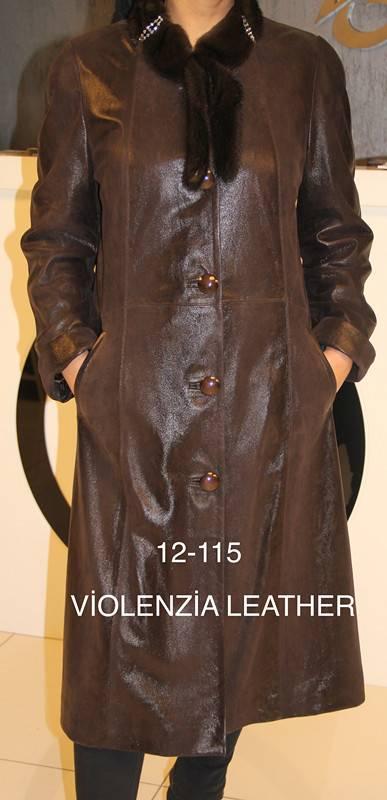Turkish Leather clothing for women new season