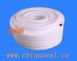 PTFE Fiber Braided Packing with silicone rubber core