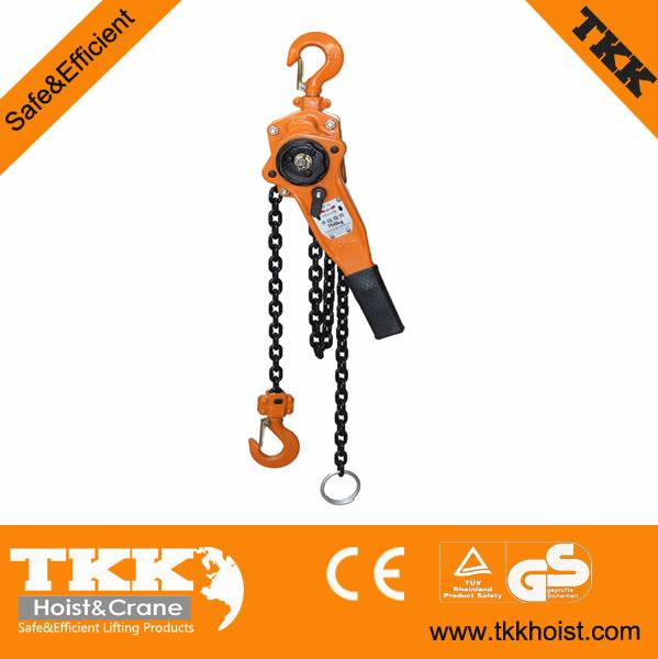 E Series ratchet lever hoist