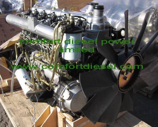 Isuzu engine 6BD1T,4JB1T