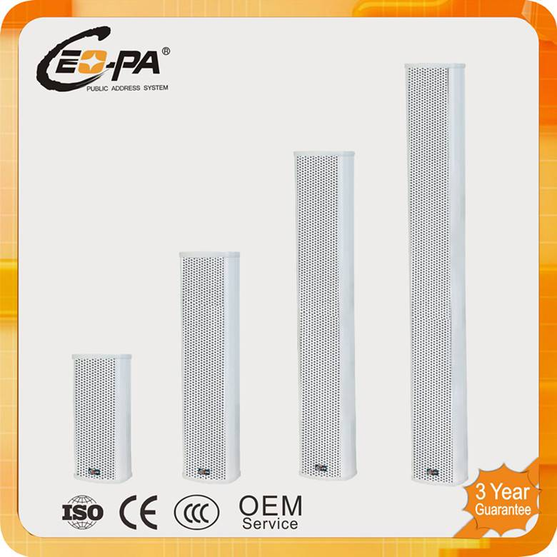 PA System Outdoor Waterproof Column Speaker