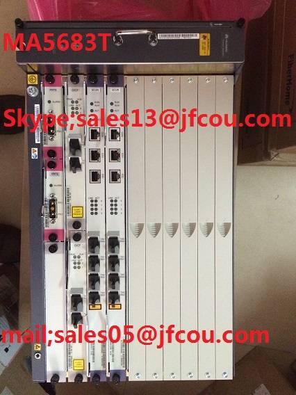 Original SmartAX Huawei MA5683T GPON or EPON OLT