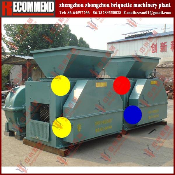Superior quality environmental protection briquetting machine