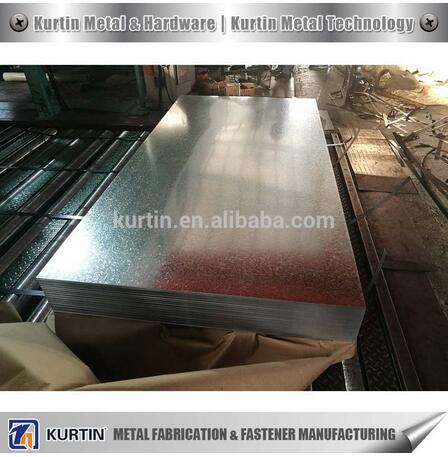 long spangle gi cold rolled steel sheet for auto industry