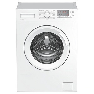 Phillers Freestanding Washing Machine, 7kg Load, A+++ Energy Rating, 1200rpm Spin, White