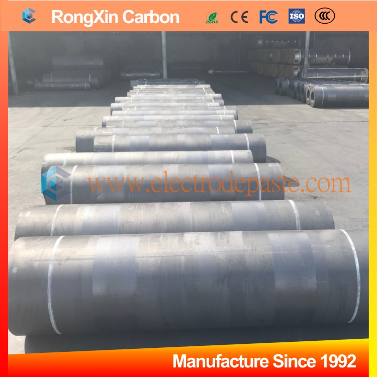 RP HD HP SHP UHP Carbon Graphite Electrodes with Nipples