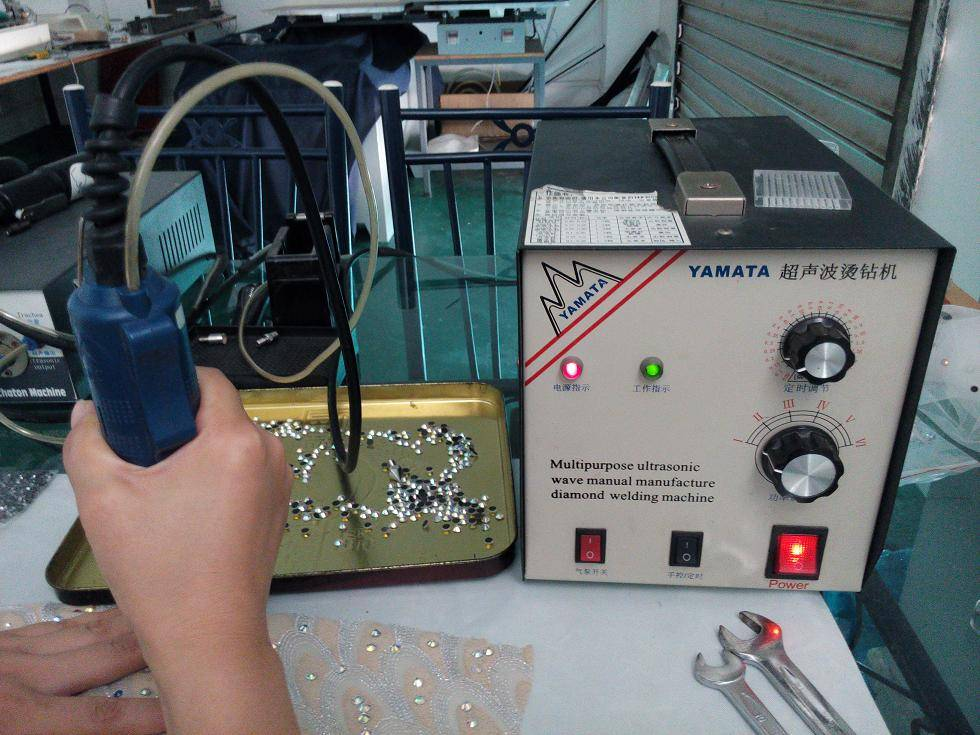 2015 popular gemstone ultrasonic drilling machine