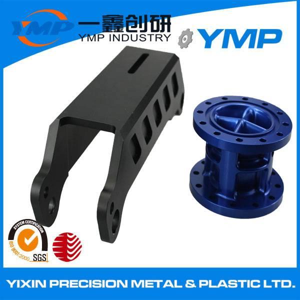 auto cnc milling Aluminium6063 precision machined part
