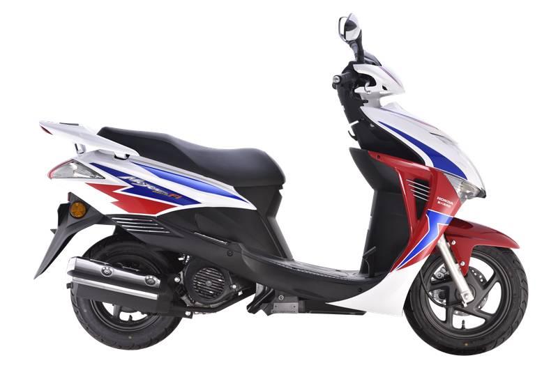 HONDA scooter MOJET FI 125cc