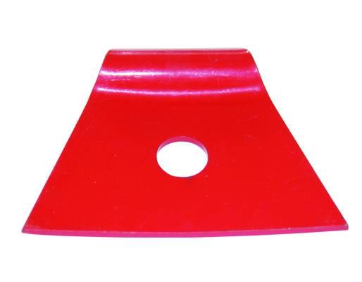 Nabla spring clip blade plate