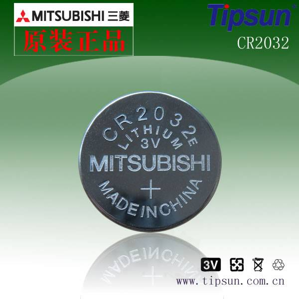 Hot Sale Available Stock Mitsubishi CR2032 Coin Cell Lithium Battery