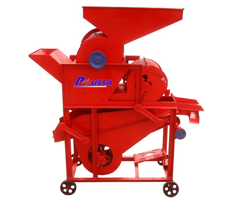 diesel engine peanut sheller