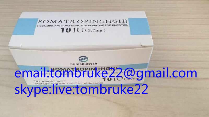 Original Riptropin HGH 100iu Kit Somatropin For Sale Lowest Price