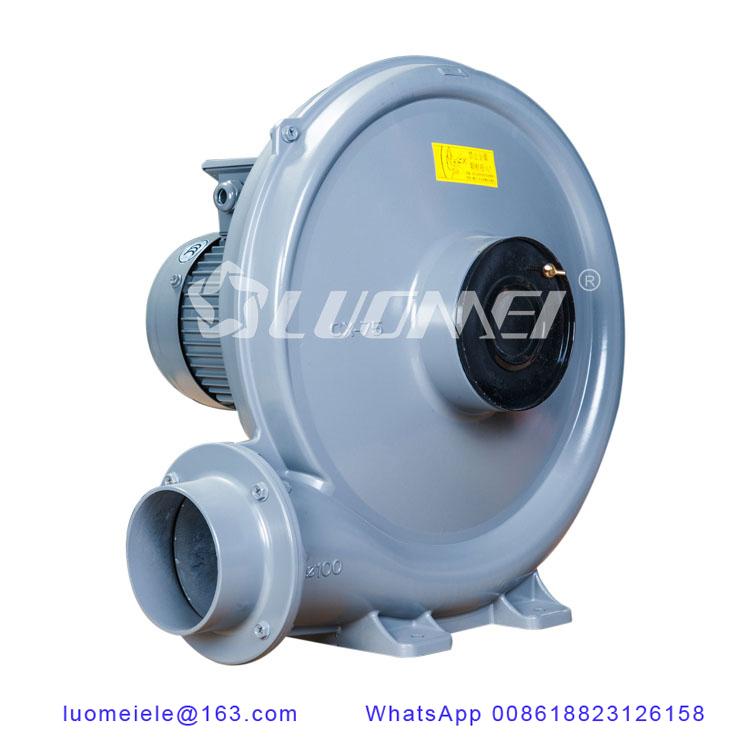 CX TB series Medium Pressure Industrial Centrifugal Blower Fan