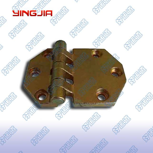 01120 Shelter hinge with chrom plated