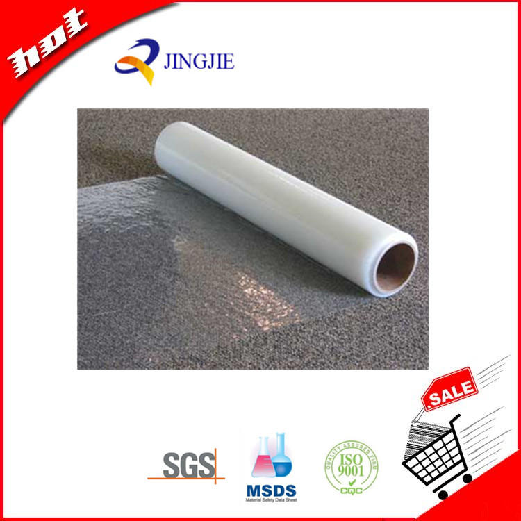 PE Adhesive Protective Film For Carpet