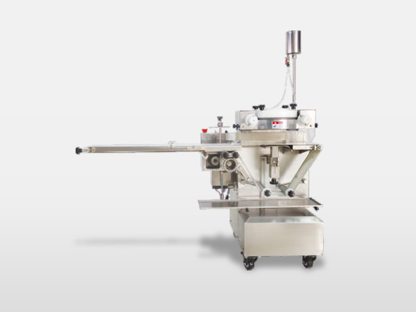 Automatic pinch dough machine
