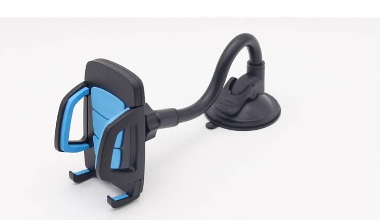Flexible Long Hose Car Phone Cradle Holder Car Mount Stand for Phone GPS Navigation