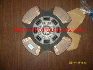 Clutch Disc CD103126 for Tractor Tralier