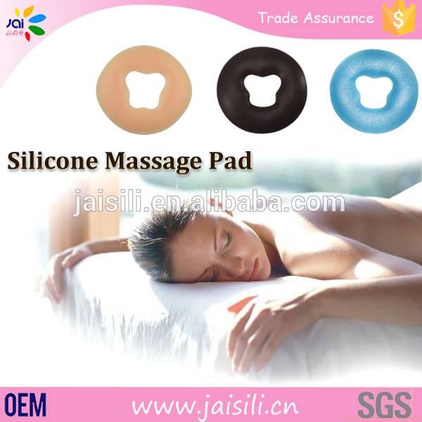 Beauty Salon Spa Massage Bed Silicone Gel Cushion Face Bath Pillow