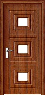 Good quality solid wooden door