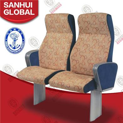 Crew boat seating passenger ship seat and chair