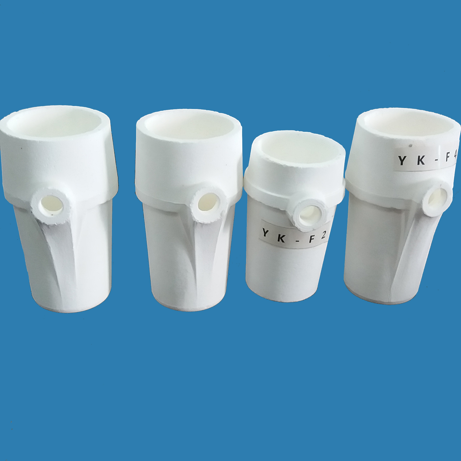 dental lab small crucible yk-F series