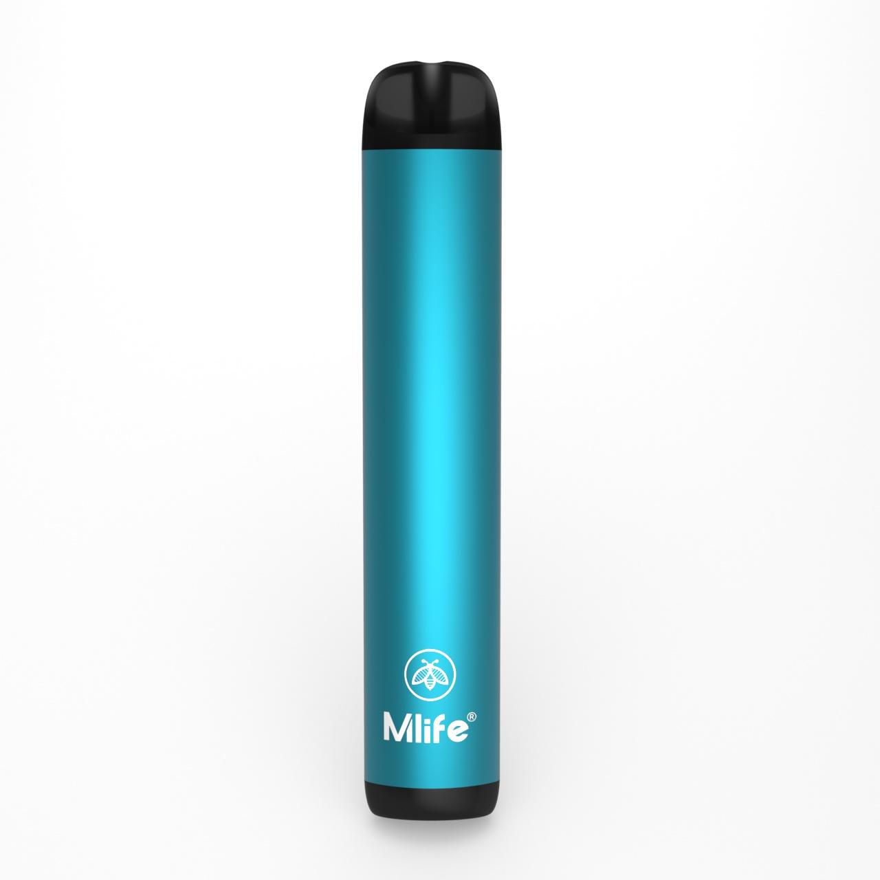 400 Puffs One Time Use Disposable E Cigarettes Empoty POD Custom DIY Nic-salt CBD Fill