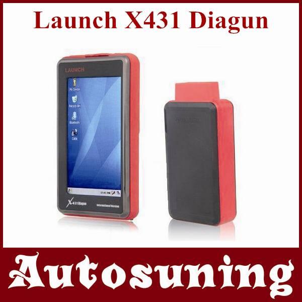 2012 Version Bluetooth Launch X431 Diagun Scanner