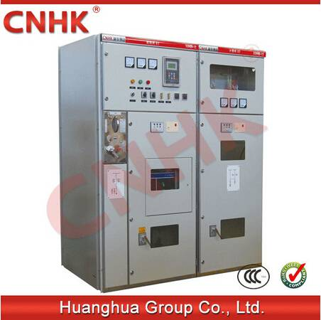 11KV XGN66A-12 indoor box-type metal sealed switchgear  isolation cabinet