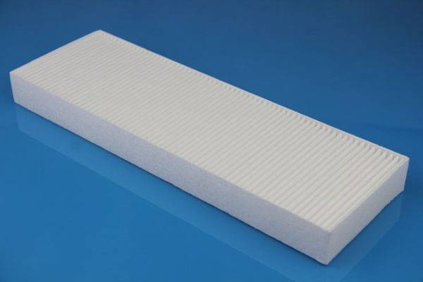 cabin air filter- the cabin air filter one piece worth three pieces