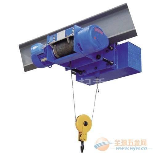Low maintenance crane hoist