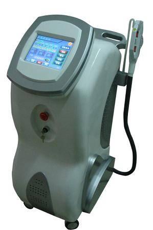 New IPL+RF Hair removal machine