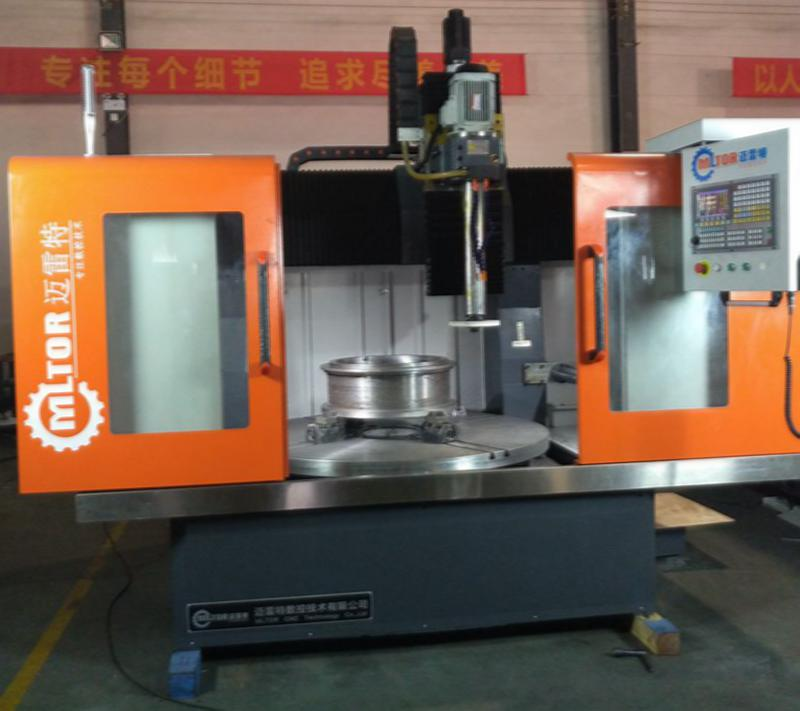 Ring Die Vertical Milling and Grinding Machine for Feeding Pellet Mill, NC System Control