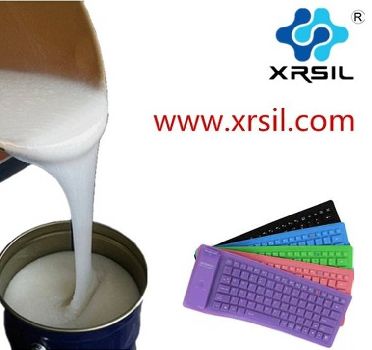 Silicone rubber for computer keyboard,XINRUN silicone