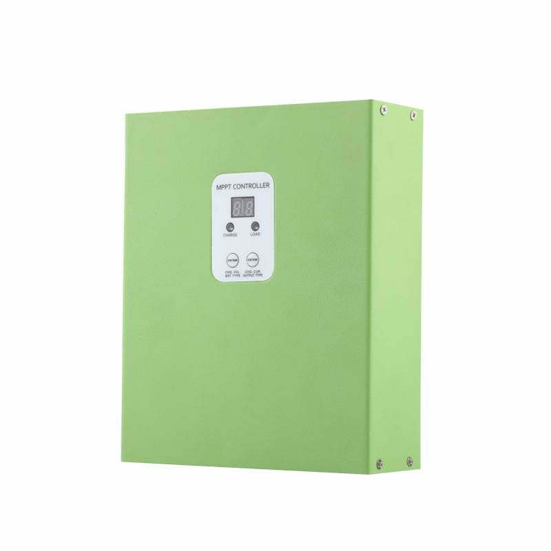 Advance Smart Solar MPPT Power Charge Controller 30A 1500W for Complete Solar Power System