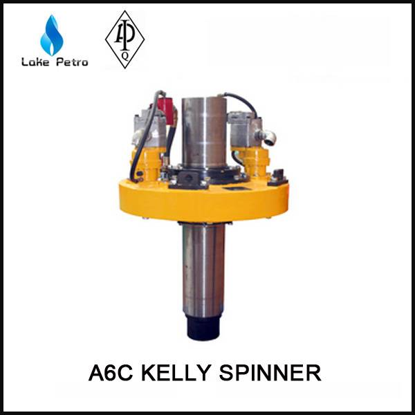 Hot sale API A6C/6600 Pneumatic Kelly Spinner in oilfield