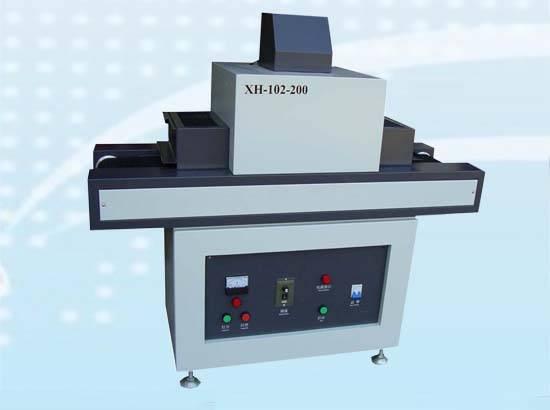 UV ink curing machine UV glue coating machine SK-102-200