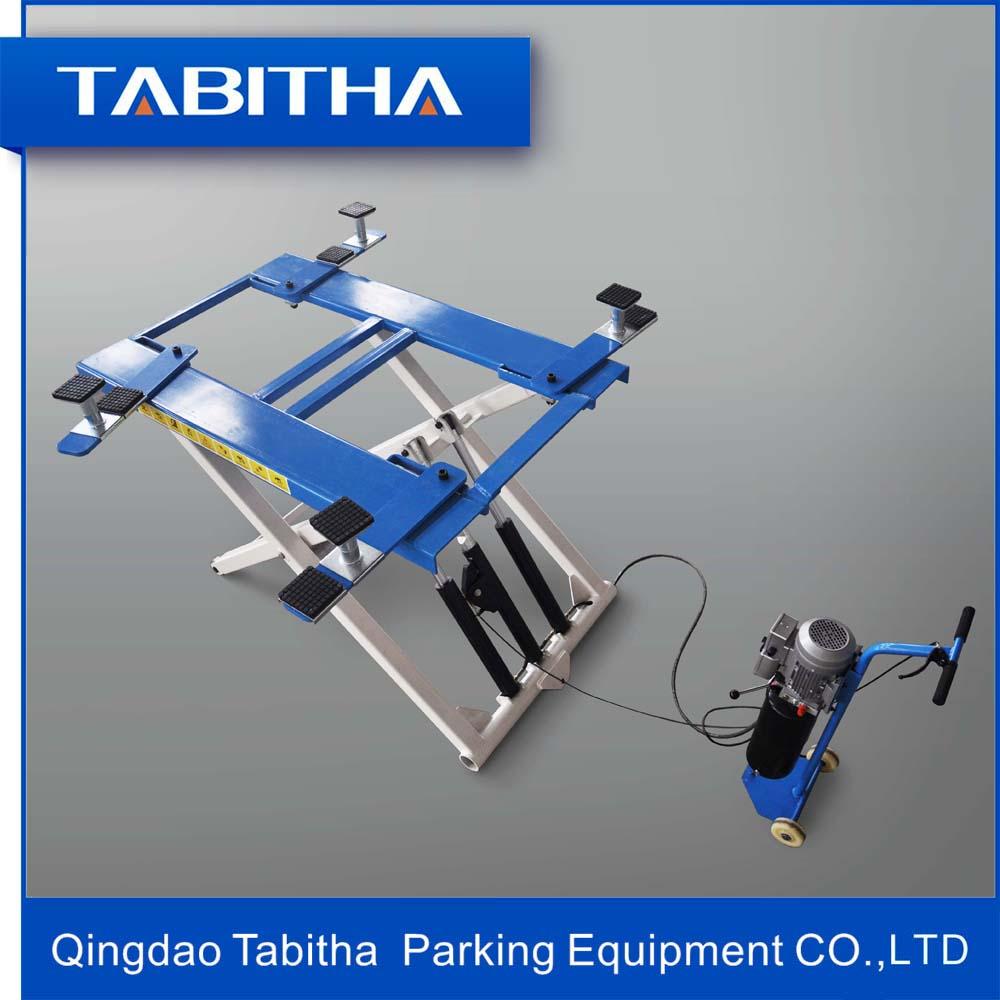 Main cheap 2700kgs scissor car lift