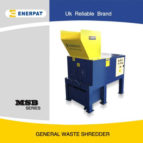 Hospital medical waste shredder for sale with CE approved