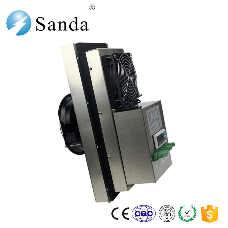 Semiconductor Heatsink Thermoelectric Air Conditioner