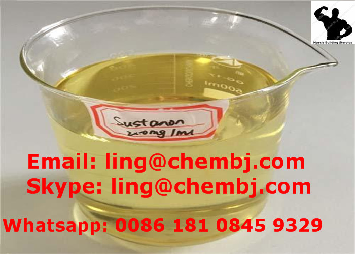 Sustanon 200mg/ml Muscle Gain Steroids without Side Effects Oil based Injectable Testosterone Blend